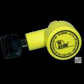 Pneumatische Wegfahrsperre BS-Ventilwächter TireDeflator