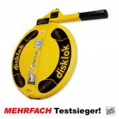 Warenrückläufer: Disklok S 390 GELB (für Linkslenker)