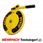 Warenrückläufer: Disklok L 440 GELB (für Linkslenker)