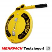 Warenrückläufer: Disklok M 415 GELB (neues Modell 2017 für Linkslenker)