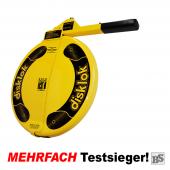 Warenrückläufer: Disklok M 415 GELB (für Linkslenker)