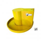 King Pin / Königszapfen-Sicherung 2 Zoll