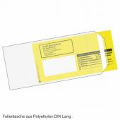Folientasche aus Polyethylen